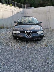 Alfa Romeo 156 Neu Vorgeführt