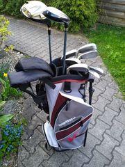 Damen Golfbag mit Schlägerset