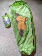 Kinderschlafsack Die Maus
