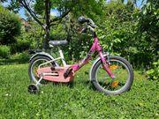 Pegasus 16 Zoll Mädchen Fahrrad