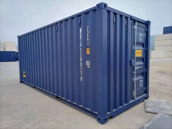 BERLIN LAGERCONTAINER CONTAINER NEU 20DV