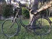 Trumpf Retro-Fahrrad ca 1936