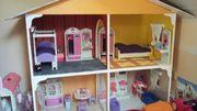 Barbiepuppenhaus