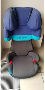 Auto-Kindersitz cybex Solution X-fix mit