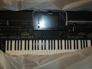 Yamaha Tyros 4 FSX-Tastatur