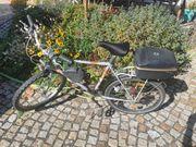 Trecking Fahrrad 26 - 21-Gang Schimano