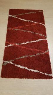 2 Teppiche Sorrento in rot