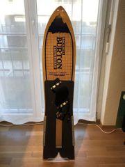 Vintage Snowboard Burton Backhill 1983