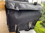 Motorrad Gepäcktaschen schwarz