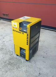 Kaeser Airtower 11 Schraubenkompressor mit