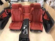 Bmw M6 F06 leather Lederausstattung
