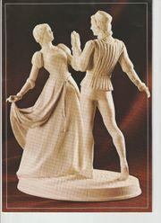 Skulptur Romeo und Julia