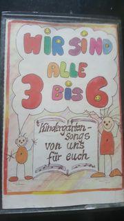 MC Cassetten für Kinder