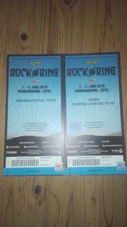 Karten Rock am Ring