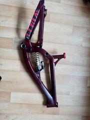 Transition tr450 Downhill Rahmen