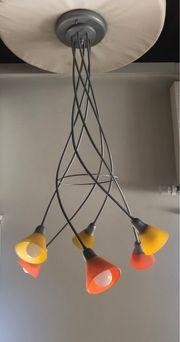 Raffinierte Lampe