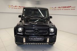 Mercedes-Benz G63 AMG 4-Matic aut: Kleinanzeigen aus Dornbirn - Rubrik Mercedes Sonstige