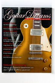 Guitar Dreams Ausgabe 2 2009