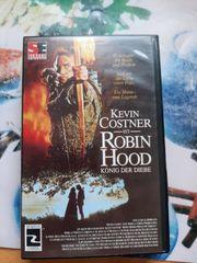 VHS Video Robin Hood