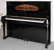 Klavier Grotrian-Steinweg G-132 schwarz poliert