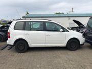 SCHLACHTFEST - TEILE VW TOURAN 1T1