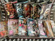 Monster High diverse Puppen NEU