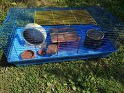 Top bunter Hasenkäfig Meerschweinchenkäfig Nagerkäfig