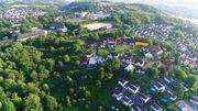 Grundstück Baugrundstück Bauplatz mit Rheinblick