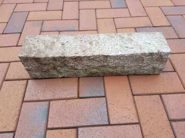 Granitstein ca 51x13x11cm