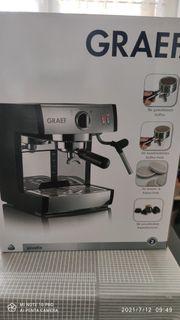 Graeff Siebträger Kaffeemaschine Pivalla NP429