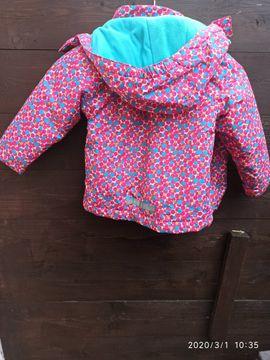 Babykleidung/ -schuhe - 2 Karton mit Sommer u