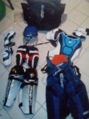 Junioren Eishockey Ausrüstung