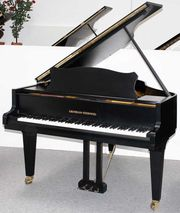 Flügel Klavier Grotrian-Steinweg G-165 schwarz