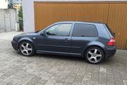 VW Golf IV 1 9TDI