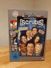 Scrubs komplette Serie