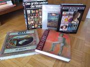 5 Kunstbände berühmter Maler Kunstgeschichte