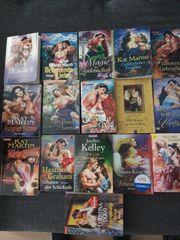 16x Historische Romane