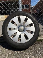 Audi Alufelgen mit Reifen
