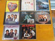 17 CDs DIE FLIPPERS