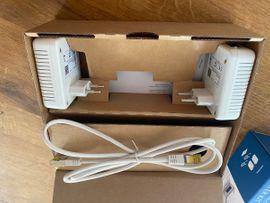 Netzwerkkarten, Hubs, Switches - Devolo Powerline 500 Duo Starterkit
