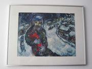 Marc Chagall - Original Lichtdruck