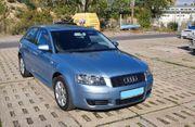 Audi A3 1 6 8P