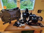 Canon EOS 550D SRL-Digitalkamera inkl