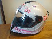 Motorrad Helm Mädchen Nexo Junior