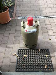 Gasflasche 11kg voll unbenutzt