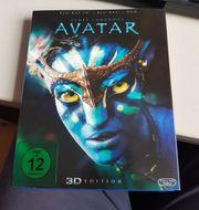 Avatar 3d Bluray DVD und