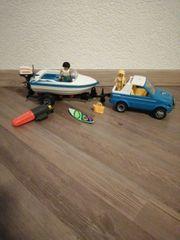 Playmobil Auto Boot