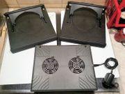 2 Notebook Ständer 1 Notebook