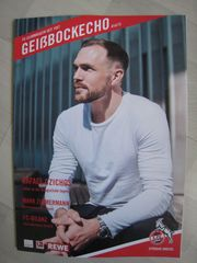 FC-Clubmagazin Geißbockecho Nr 14 15 -