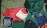 ca 20 Teile Sporttaschen Rucksäcke
